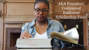 AKA Founders' Centennial Endowed Scholarship Fund