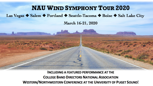 NAU Wind Symphony Image