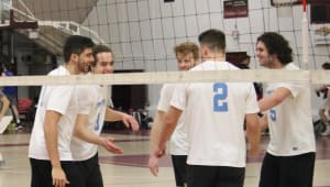 Men's Volleyball Nationals in Denver