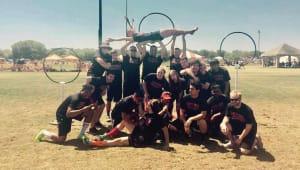 Rutgers Quidditch Club 2019