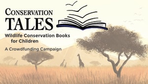 Conservation Tales - Wildlife Conservation Books for Children
