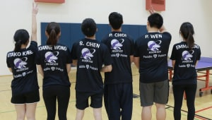 Husky Table Tennis Club at UW