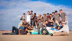 UCI Anteater Racing for Lithium Campaign