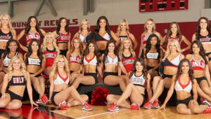 The UNLV Rebel Girls & Company