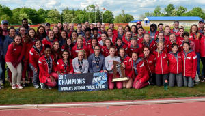 Support SHU Women's Track and Field Team!