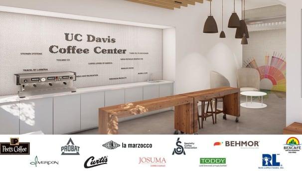 UC Davis Coffee Center Image