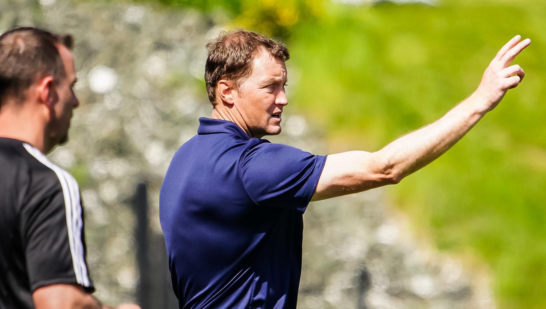 Coach Greg Brisbon