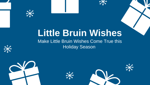 Little Bruin Wishes 2020 Image