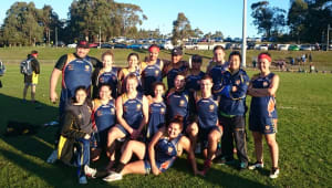 University of Sydney's participation in the Indigenous Nationals.