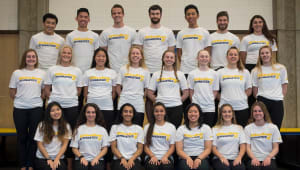 UCSD Gymnastics Road to Nationals