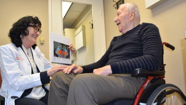 Help slow the progression of Parkinson's disease Image
