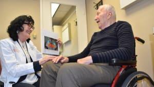 Help slow the progression of Parkinson's disease