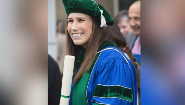 Adeline M. Fagan, MD '19 Endowed Scholarship Image