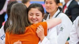 Send Texas Taekwondo to Collegiates