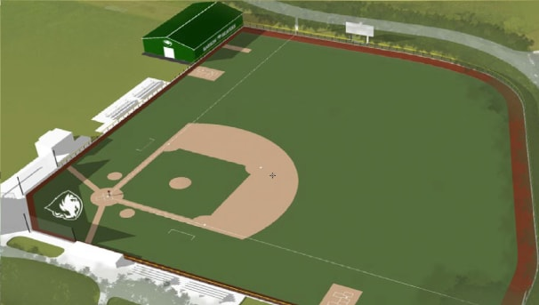 Govoni Baseball Field Renovation Project Image