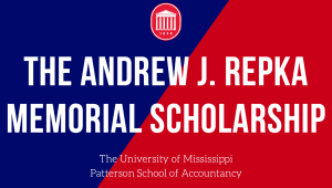 Andrew J. Repka Memorial Scholarship Endowment