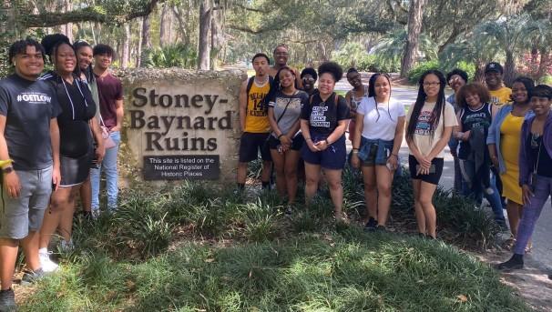 Hilton Head, SC Stoney- Baynard Ruins