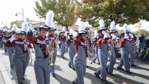 "The ""Pride"" of New Mexico: Marching Forward"