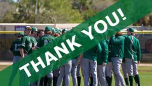 6th Annual Baseball Lead Off Celebration
