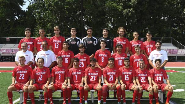 Support SHU Men's Soccer Image