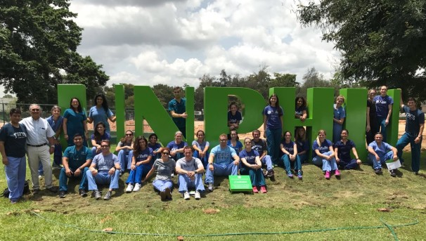 Tufts Dental Global Service Learning to DR Image