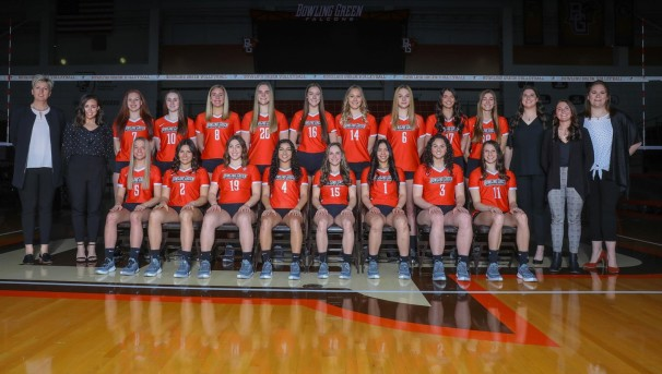 Support Our Student-Athletes - Volleyball Image