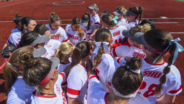 Support SHU Softball | Friends & Family Campaign Image