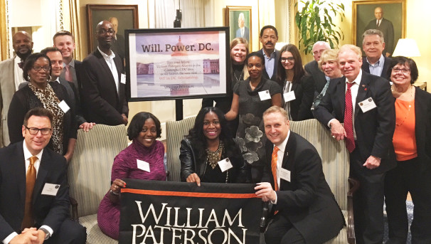 WP In DC Virtual Alumni Reception  - Goal Exceeded - Thank you! Image