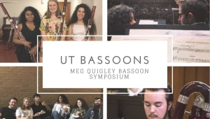 UT Bassoon Studio International Competition
