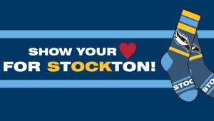 Show Your LOVE for Stockton