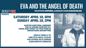 Support Eva and the Angel of Death: A Holocaust Remembrance Opera