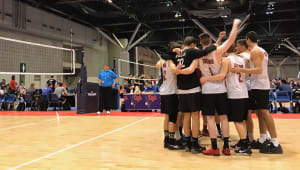 Men's Club Volleyball Nationals 2020