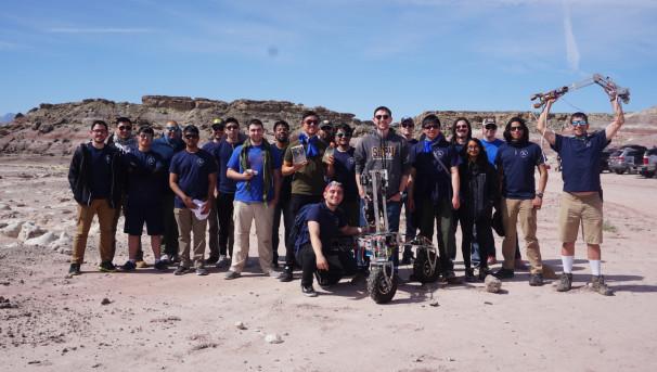 SJSU Robotics Club Image