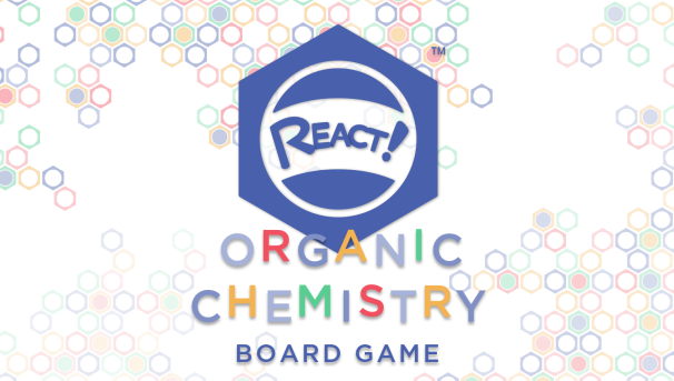 React! - The Organic Chemistry Game Image