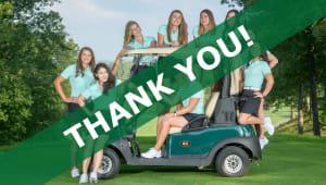 EMU Women's Golf