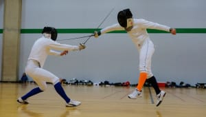 Support Club Fencing