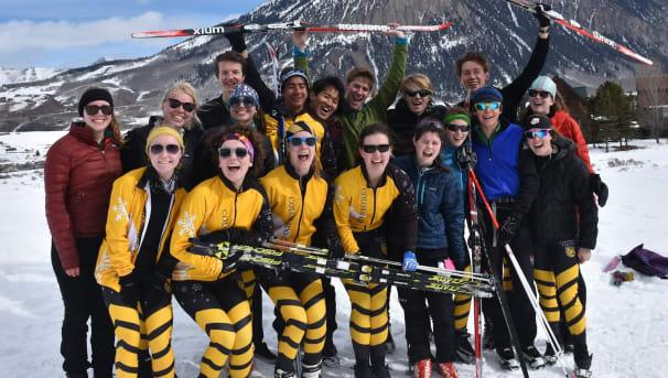 Club Sport: Nordic Skiing 2018 Image