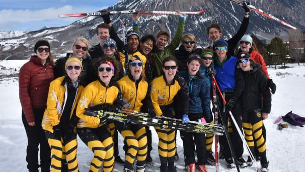 Club Sport: Nordic Skiing Image