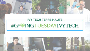 Ivy Tech Terre Haute Giving Tuesday 2020
