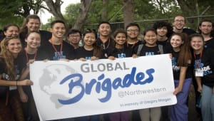 Sustainable Development Week (NU Global Brigades)