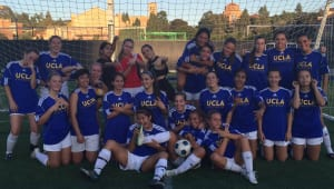 Women's Club Soccer: Let's Go To Nationals!