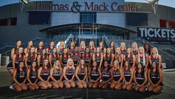 Send the UNLV Cheerleaders to Nationals! Image