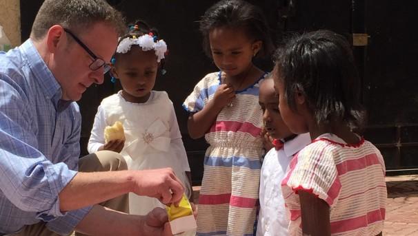 Building Children's Libraries in Ethiopia Image