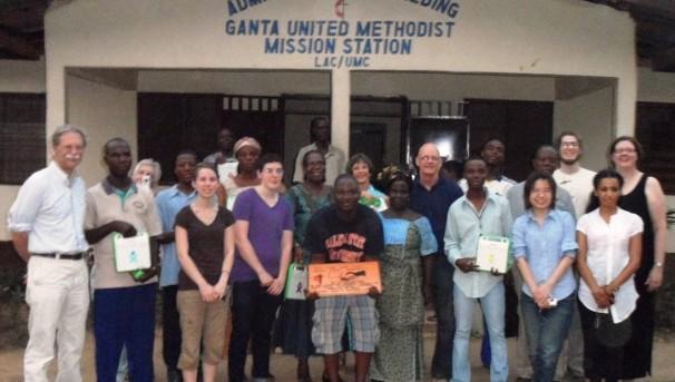 Sustaining Peace in Liberia Image