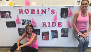 4th Annual Robin's Ride for Breast Cancer Research