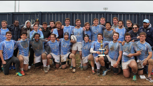 Men's Rugby Trip to National Championship Image