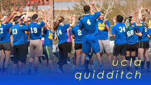 Help UCLA Quidditch Get to Nationals