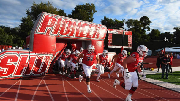 Support SHU Football   Friends & Family Campaign Image