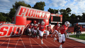 Support SHU Football | Friends & Family Campaign