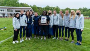 Women's Track & Field & Cross Country 2021-22